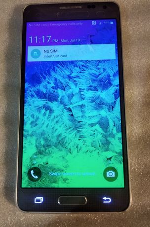 Samsung Galaxy Alpha G850A