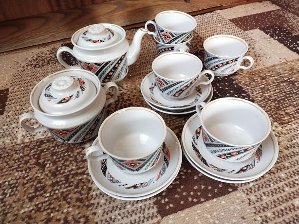 Сервіз чайний на 6 персон