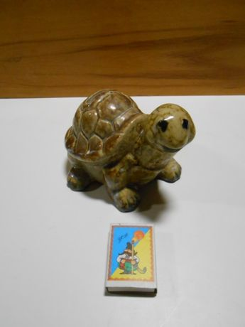 Черепаха.Копилка.Керамика.