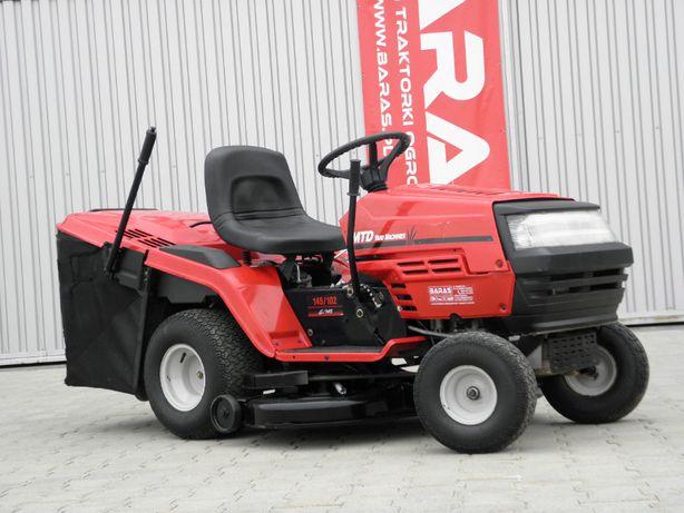 Traktorek kosiarka MTD 145/102 nr (230302) - Baras