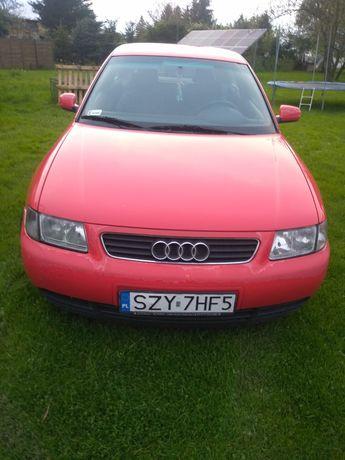 Sprzedam Audi A3 1.6 Benzyna+Gaz