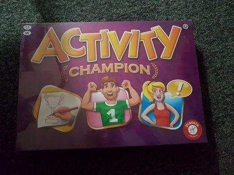 Nowa gra zafoliowana  Activity Champion wersja czeska i słowacka