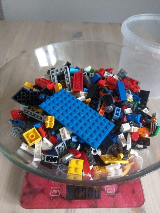 klocki Lego mix oryginalne 800 gramów zestaw VI Nowy Staw - image 1