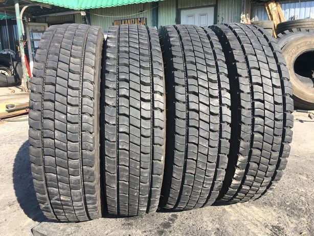 255/70R22.5 Continental HDR
