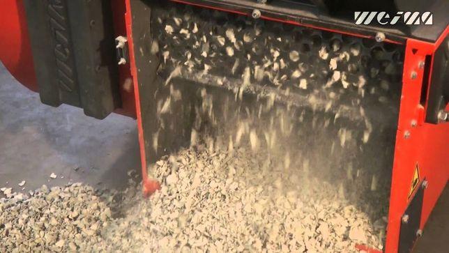 Услуги шредера для полимеров