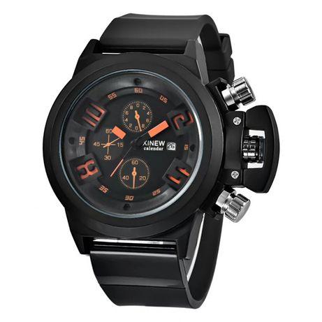 NOWY rewelacyjny duży męski zegarek. Mam bardzo dużo innych.