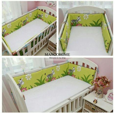 Proteção de berço/cama