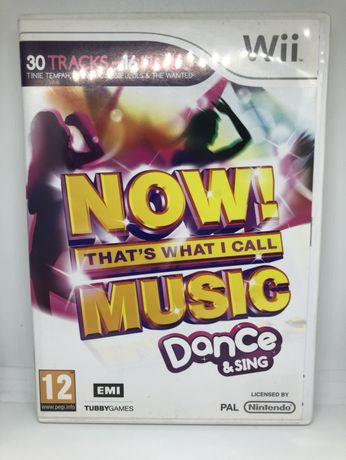 OKAZJA! Gra that's what I CALL MUSIC na konsole Nintendo Wii