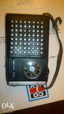 radioodbiornik tranzystor kieszonkowy antyk