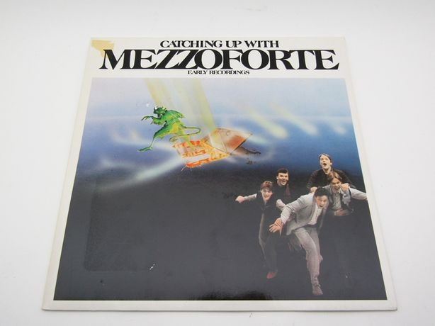 """MEZZOFORTE - Catching Up With - Early Recordings Disco Vinil 12"""" LP"""