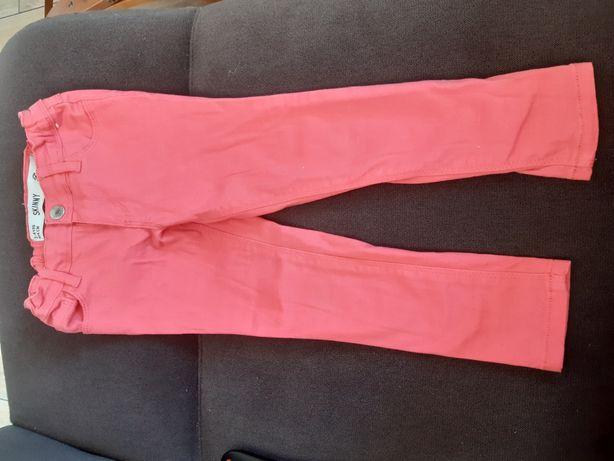 Spodnie skin by dresy leginsy H&M