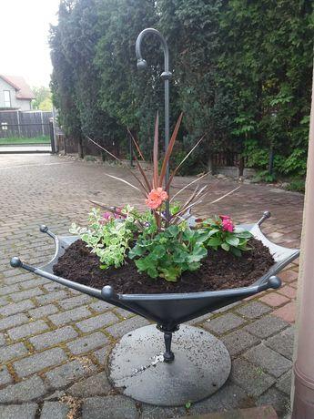 Kwietnik parasol ogrodowy