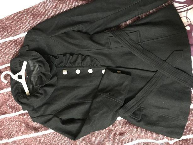 Винтажное пальто Versace Jeans Couture