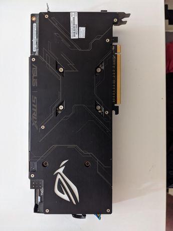 Asus ROG STRIX RX580 8gb