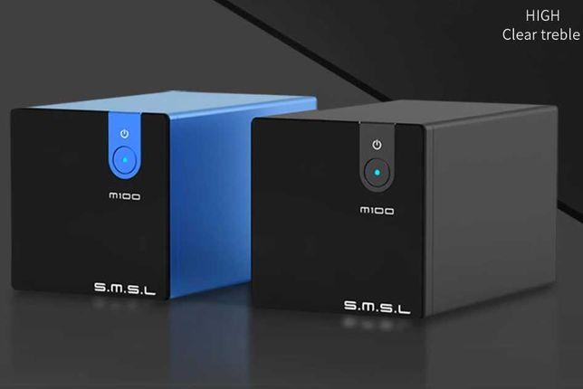 SMSL M100 MKII - Hi-Res Audio ЦАП/предусилитель