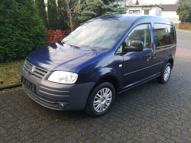 Volkswagen Caddy Life 7osobowy