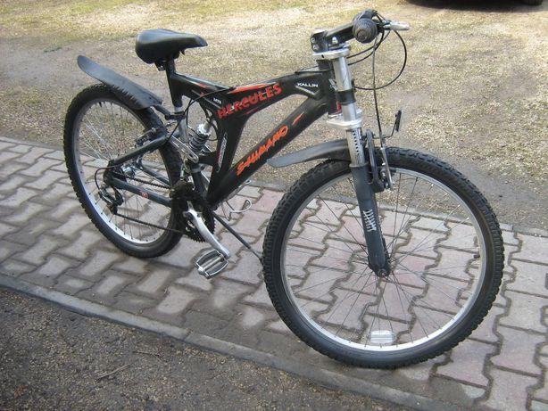 Zabytkowy rower VISANA