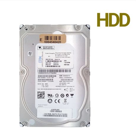 """Seagate 3TB SAS (6GB/s) 7200rpm 3.5"""""""