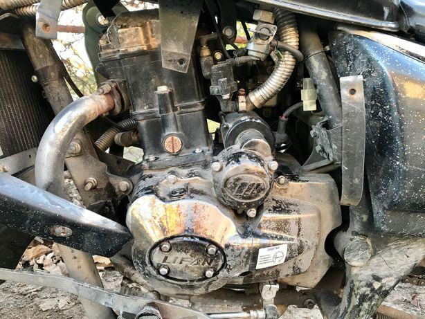 Двигатель Мотор Lifan 200 водяное охлаждение ZS162MJ