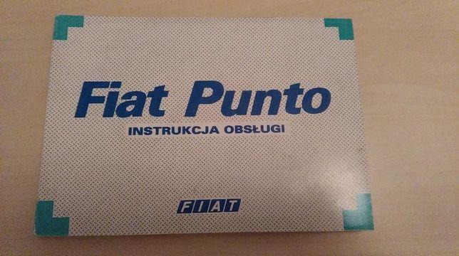 Instrukcja Obslugi FIAT PUNTO I - w języku polskim
