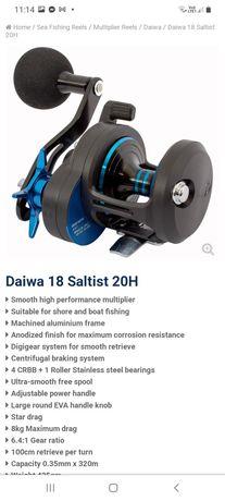 Multiplikator Daiwa Saltist 20H