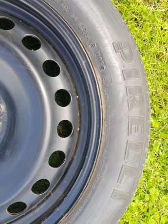 Koło dojazdowe ford citroen peugeot jaguar volvo 125/85/16