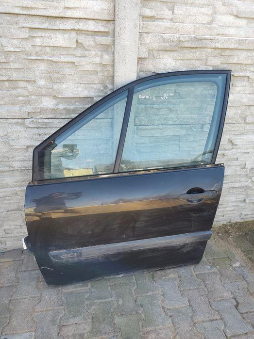 Przednie Lewe Drzwi Renault Scenic II Granowo - image 1