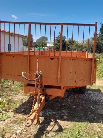 Reboque Galucho 4,50 mt × 2,25 mt