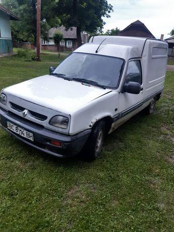Renault Rapid 1.9D 1995 року