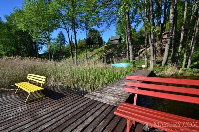 Komfortowy domek Mazury-Naterki