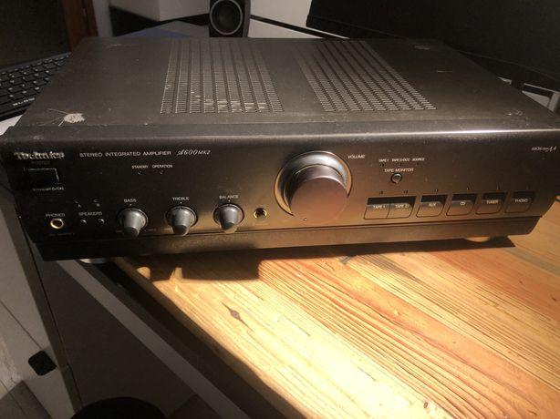 Wzmacniacz audio hi-fi Technics su-A600 mk2 końcówka mocy