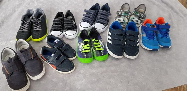 Buty dziecięce adidas dla chłopca letnie