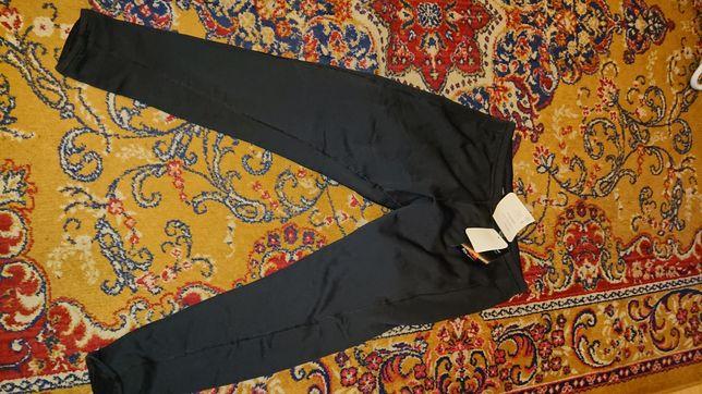 Spodnie damskie Power Stretch Polartec czarne roz Xl