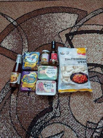 Produkty do gotowania po azjatycku