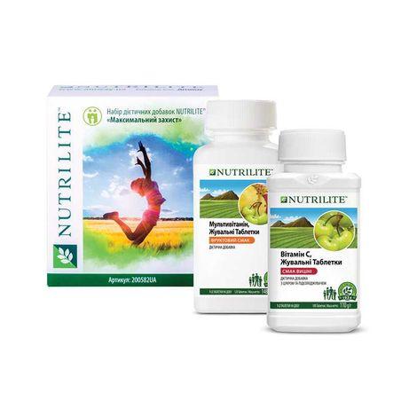 Витамины, косметическая и другая продукция компании Amway