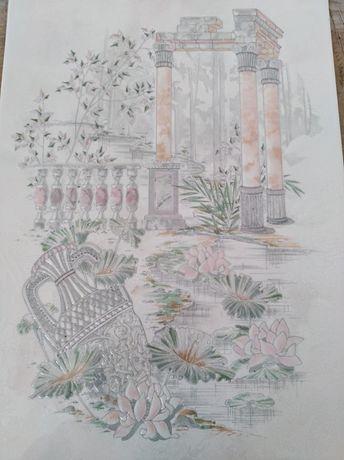 Mosaicos desenhados únicos