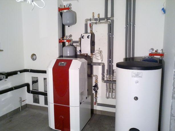Hydraulik. Instalacje wod- kan, co, gazowe, rekuperacja.