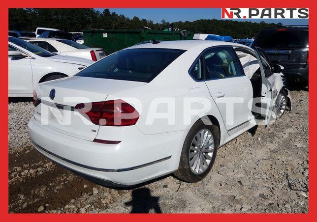 Разборка Volkswagen VW Passat B8 1.8 двигатель, АКПП, дверь, бампер