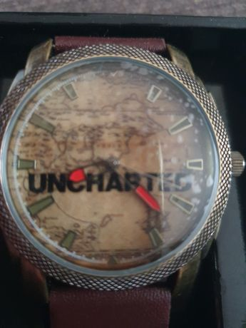 Zegarek na licencji Uncharted
