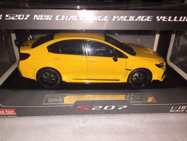 Subaru S207 1/18 Sunstar Novo