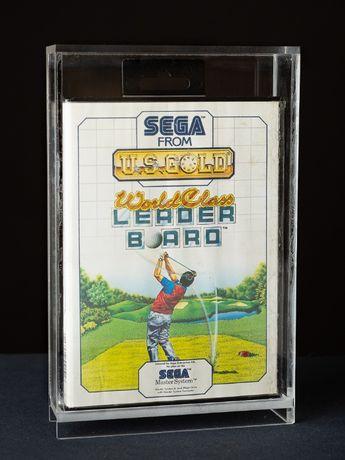 Caixas em acrilico para jogos Master System