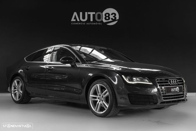 Audi A7 3.0 TDi V6 quattro S-line S tronic