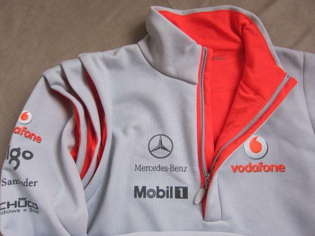 Мужская куртка- толстовка Mercedes-Benz