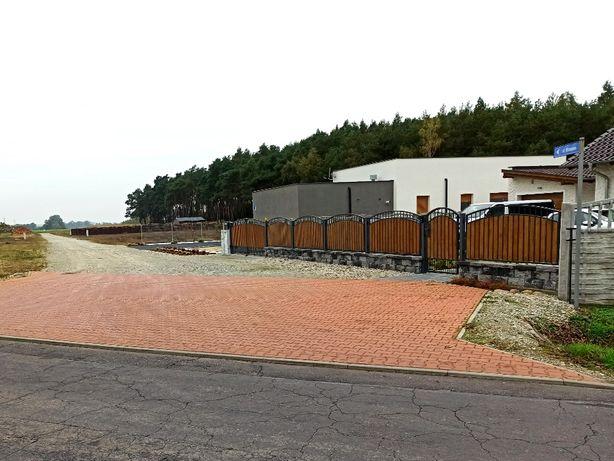 Sprzedam działki budowlane w miejscowości Pacanowice gmina Pleszew