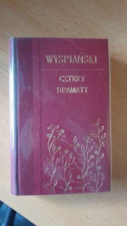 Cztery Dramaty Wyspiański Stanisław kolekcjonerska piękne wydanie idea
