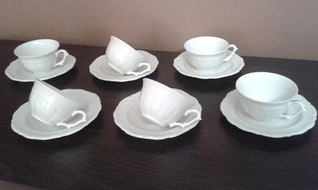 Filiżanki do kawy lub herbaty porcelana