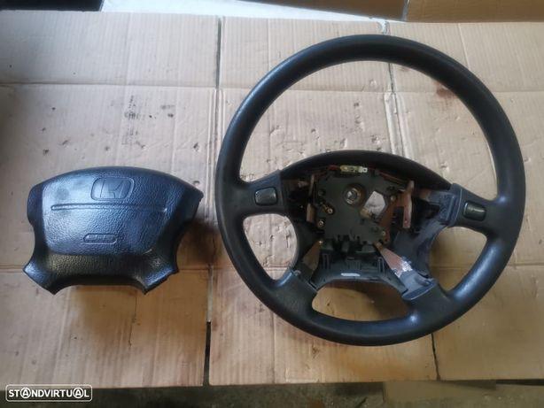 Volante com AirBag Honda Civic Aero DecK
