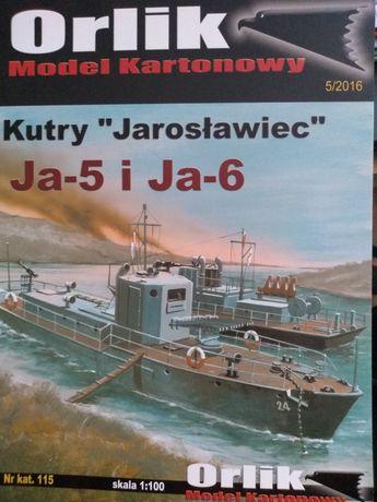 "Kutry ""Jarosławiec"" Ja-5 i Ja-6"
