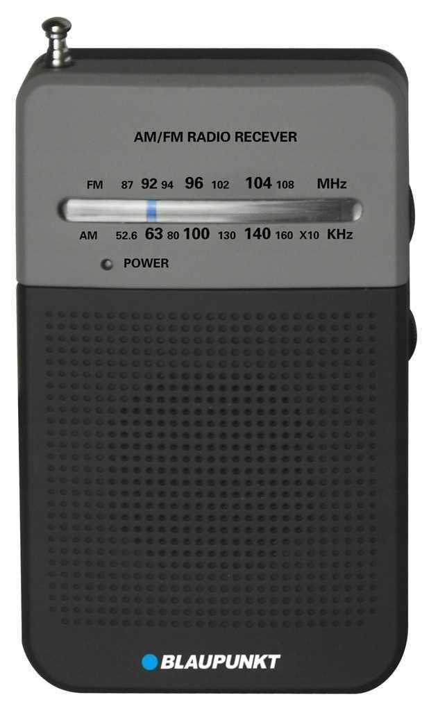 radio kieszonkowe blaupunkt PR3BK , lombard madej sc