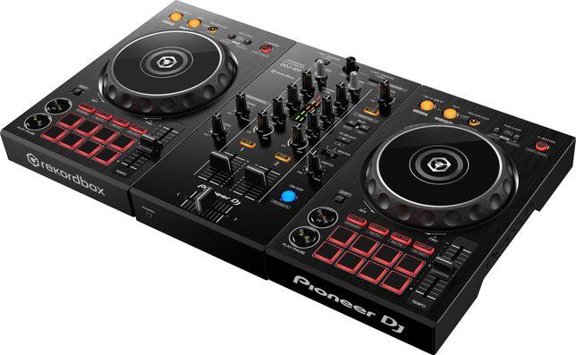 Konsola DJ kontroler Pioneer DDJ-400 - nowy - sklep Katowice